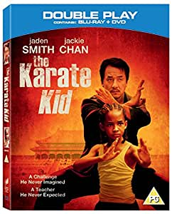 Karate Kid Double Play (Blu-ray + DVD) [2010] [Region Free]