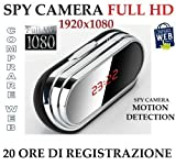 Wecker mit Kamera Uhr Spy SPY CAMERA 1920x 1080Mod. V9Motion Detection CW79kaufen Web