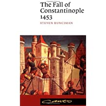 The Fall of Constantinople 1453 (Canto)