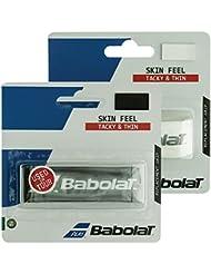 Babolat Base Mango banda Skin Feel, color blanco, One size, 670056–101