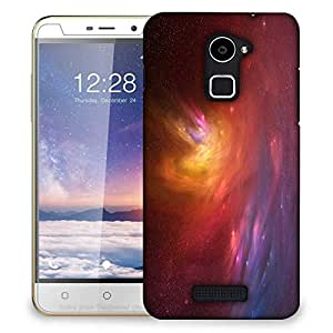 Snoogg Venus Planet Designer Protective Phone Back Case Cover For Coolpad Note 3 Lite