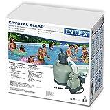 Filtre à sable 10 m³/h - 1 CV - INTEX