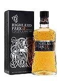 Highland Park Single Malt Scotch Whisky 12 Jahre alt 700ml Pack (70cl)