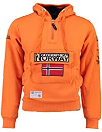 Geographical Norway - Sweat Geographical Norway Gymclass Orange