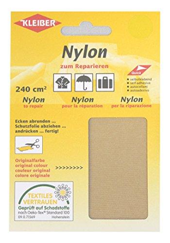 kleiber-parches-de-reparacion-de-nailon-impermeables-autoadhesivos-color-color-beige