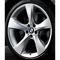Original BMW aluminio Llanta 3 E90 E91 E92 E93 Estrella radios 311 en 19 ...