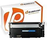 Bubprint Toner kompatibel für Samsung CLT-K406S/ELS für CLP-360 CLP-365 CLP-365W CLX-3300 CLX-3305 CLX-3305FW CLX-3305W Xpress C410W C460FW Schwarz