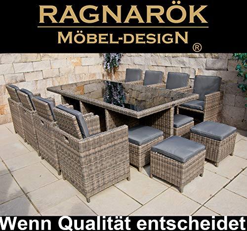 Acheter Ragnark Marke Table de jardin en polyrotin bon marché - OC2O™