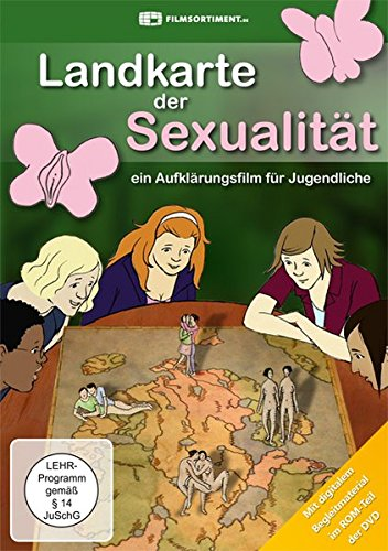 Landkarte der Sexualität