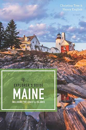 Explorer`s Guide Maine (Explorer's Guides)