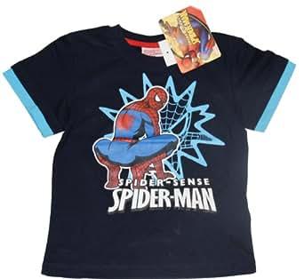 """SPIDERMAN T-Shirt """"The Winner"""" - dunkelblau - 140"""
