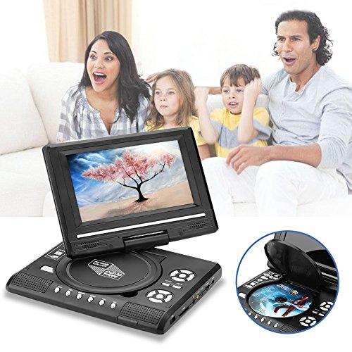 Anyutai (Presa EU) Lettore DVD, Lettore DVD portatile, usato usato  Spedito ovunque in Italia