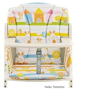 pali 076709pvc sitzkissen f r kinderhochst hle pappy re und eclettika trottolino baby. Black Bedroom Furniture Sets. Home Design Ideas