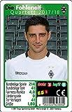 Teepe 23660 Borussia Dortmund BVB Sportverlag 23660-Borussia Mönchengl. Quartett 17/18