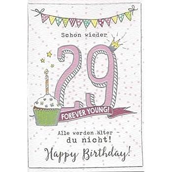 Lustige Geburtstagskarte zum 30. Geburtstag   Frau   Schon wieder
