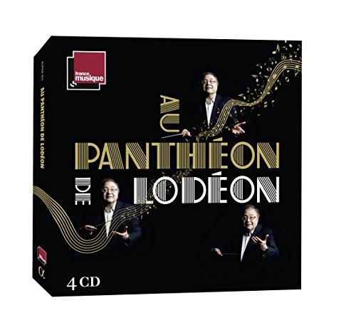 Au Panthéon de Lodéon
