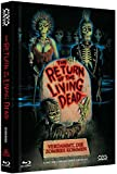 The Return of the living Dead - uncut [Blu-Ray+DVD] auf 999 limitiertes Mediabook Cover A [Limited Collector's Edition] [Limited Edition]