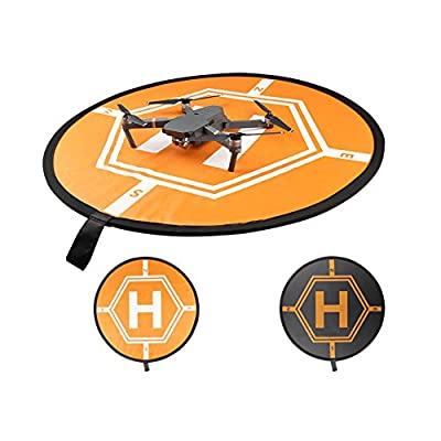 Meijunter Indication Edition Landing Pad Helipad for DJI Mavic Pro Phantom 2/3/4 Inspire 1