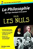 Philosophie Poche Pour les nuls Tome 2 by Christian GODIN (2008-09-11) - First - 11/09/2008