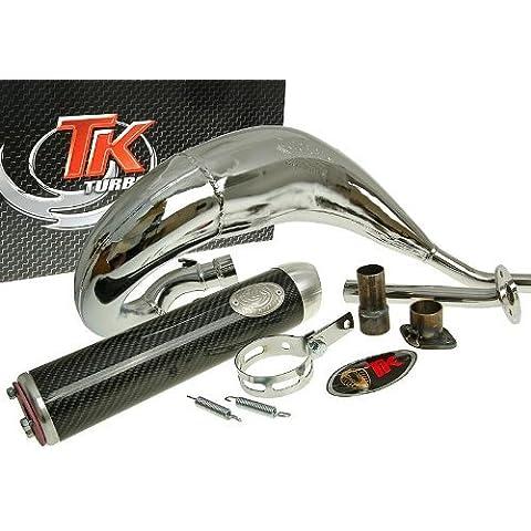 Turbo de escape Kit bufanda Carreras 80para motor Hispania Furia