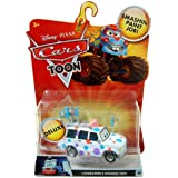 Disney Pixar Cars I-Screamer's Biggest Fan (DeLuxe, Toon Series #30)