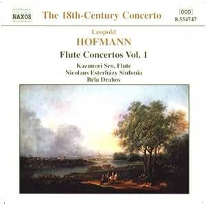 Concertos pour flûte, vol. 1