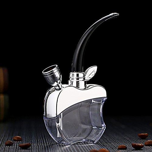 WYL GJY Shisha - Wasserpfeife - Dual-Use-Filter Zigarettenspitze - Waschen Rauch Töpfe - Shisha Rauchen Zubehör,C,Huka
