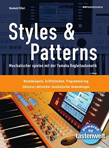 Styles & Patterns (Yamaha Keyboard-parts)