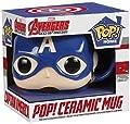 Captain America Pop! Home Mug