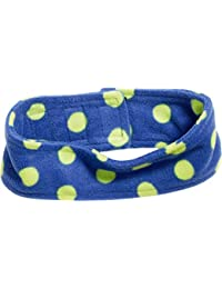 Playshoes Kinder Fleece Stirnband Punkte, Oeko Tex Standard 100 - Bandeau - Mixte