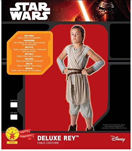 Imagen de star wars  disfraz deluxe de rey para niños, talla 9 10 años rubies 620326 9 10  alternativa