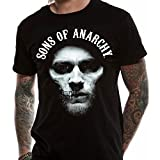 Sons Of Anarchy (Jax Hoodie) Unisexe - Noir - XL - T-shirt