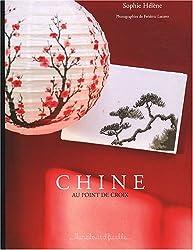 Chine au point de croix