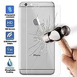 Protector de Pantalla de Cristal Templado Trasero para iPhone 6 Plus 6S Plus