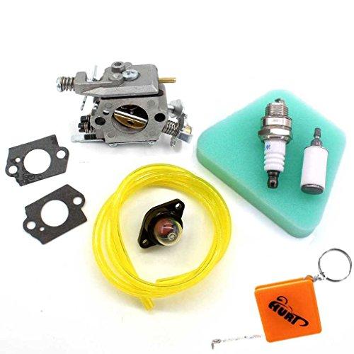 huri carburatore con filtro aria e candela di accensione pompa benzina per Partner 350351370371390391420motosega sostituisce partner 5300718–21/WALBRO 33–29