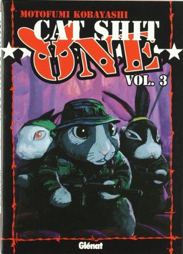 Cat shit one 3 (Seinen Manga) por Motofumi Kobayashi