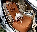 Pet Bucket Cover Booster Sitz 2in 1Deluxe Dog & Cat vorne Sitzbezüge für Autos nicht rutschfeste Unterseite Wasserdicht