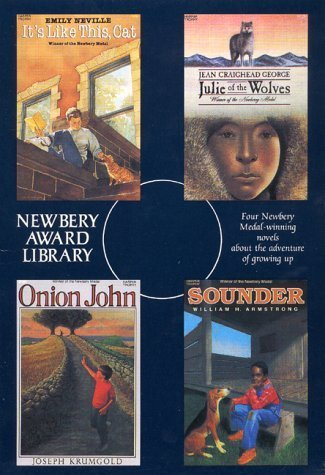 Newbery Award Library Box Set: Sounder, Onion John, Julie of the Wolves, It's Like this Cat by Various (1985-10-02) Sounder-box