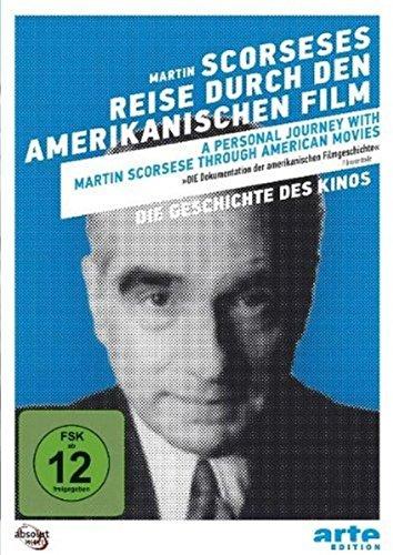 Die Geschichte des Kinos - Martin Scorseses Reise durch den amerikanischen Film