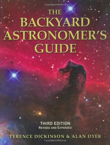 The Backyard Astronomer's Guide (Out Film Guide Time)