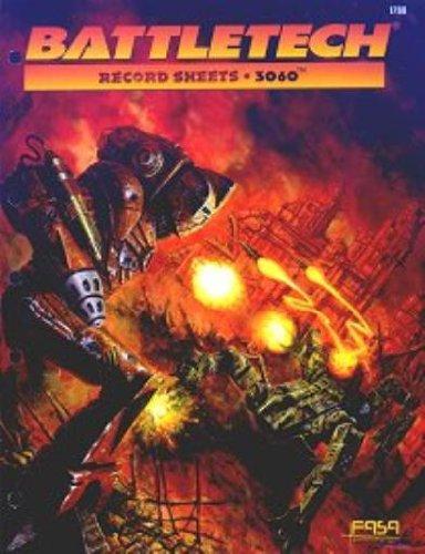 Battletech: Record Sheets 3060