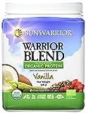 Sunwarrior Proteina Vegetale Vaniglia Warrior Blend - 500 g