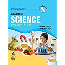 Awareness Science  for Class 6 (2019 Exam)