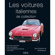 Voitures italiennes de collection