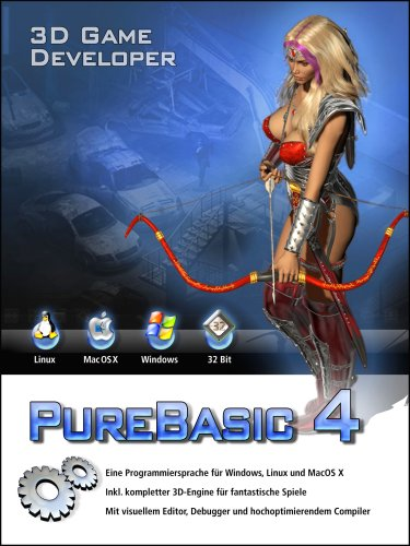 Pure Basic 4 – 3D Game Developer