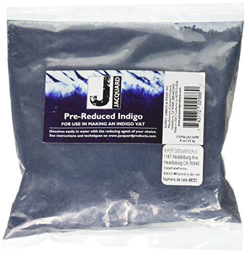 Jacquard 230ml Pre Indigo, schwarz -