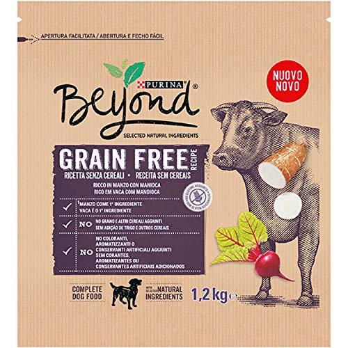 Purina Beyond Grain Free pienso Natural Perro Buey