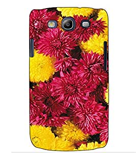 Fuson Designer Back Case Cover for Samsung Galaxy S3 I9300 :: Samsung I9305 Galaxy S Iii :: Samsung Galaxy S Iii Lte (Colurful Flowers Themes)