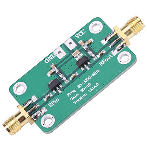 20-3000MHz Broadband 35 dB High Gain LNA Low Noise RF Signal