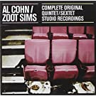 Complete Original Quintet / Sextet Studio Recordings - Al Cohn - CD Album
